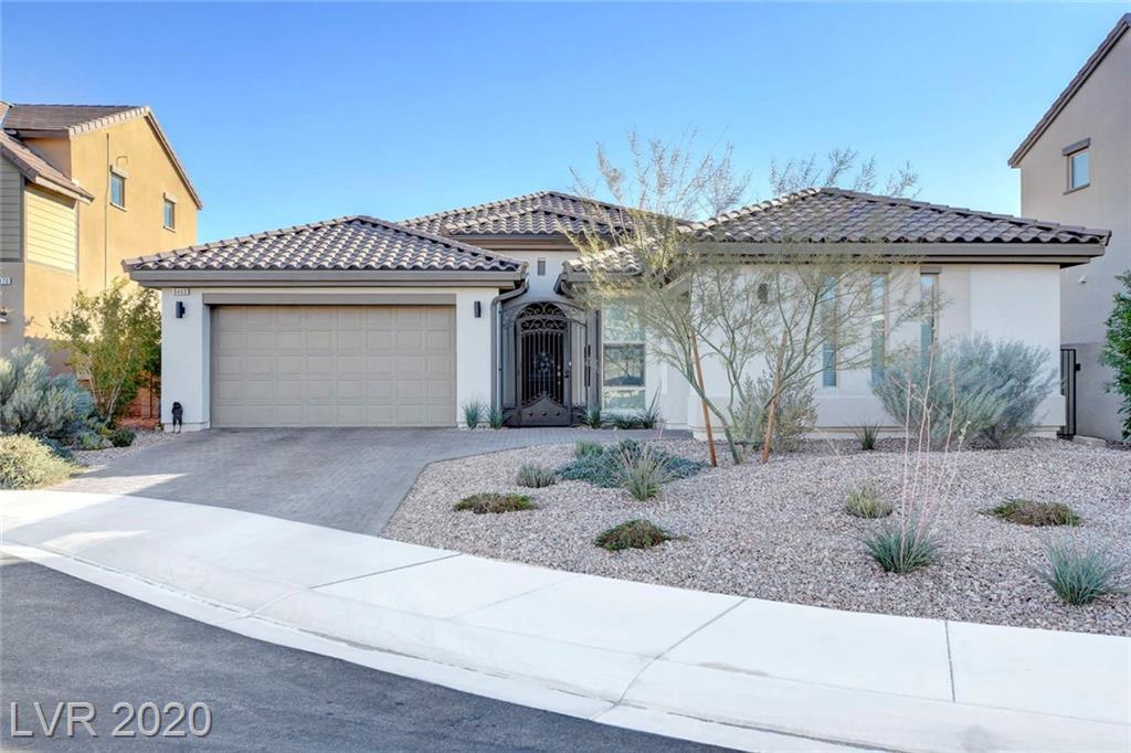 8460 Skye Walk Court Property Photo - Las Vegas, NV real estate listing