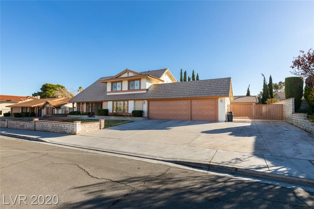 Turina Road Property Photo - Las Vegas, NV real estate listing