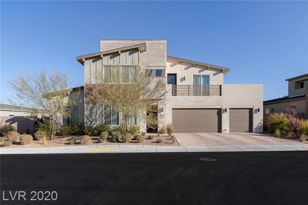 2110 Monte Bianco Place Property Photo - Henderson, NV real estate listing