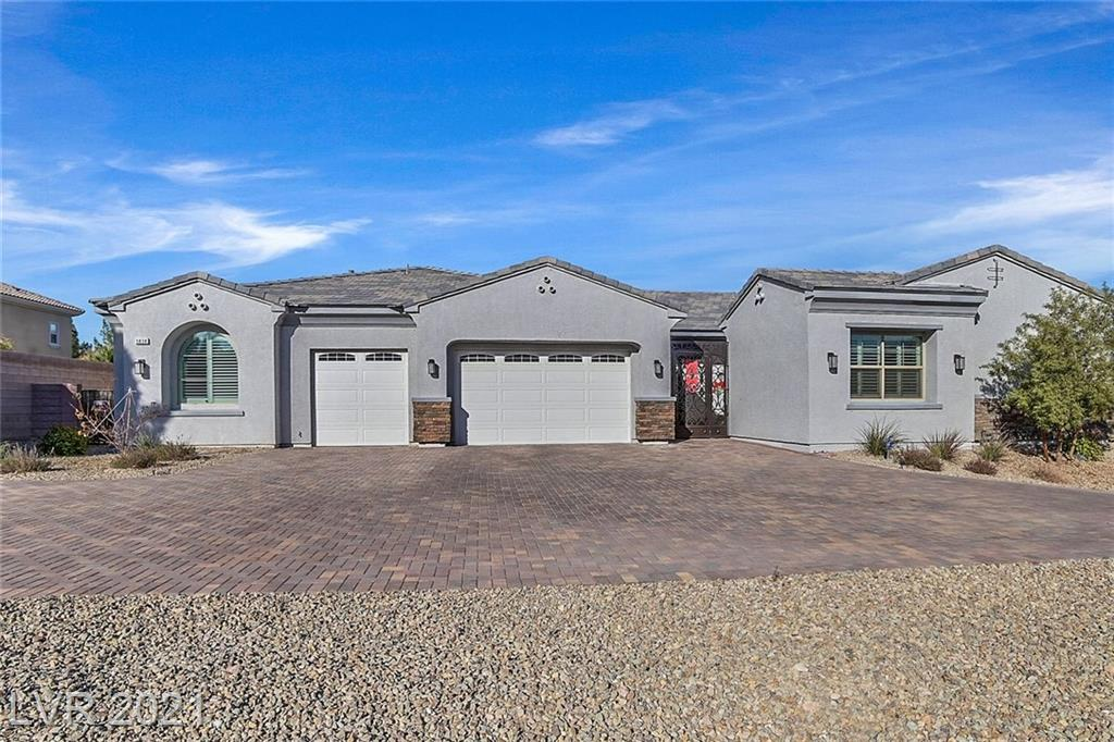 5838 Exbury Gardens Court Property Photo - Las Vegas, NV real estate listing