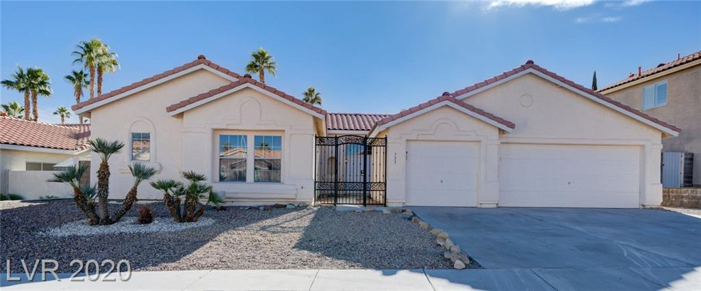 733 Seclusion Glen Avenue Property Photo - Las Vegas, NV real estate listing