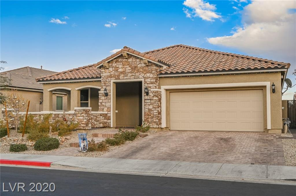 1176 Scenic Edge Street Property Photo - Henderson, NV real estate listing