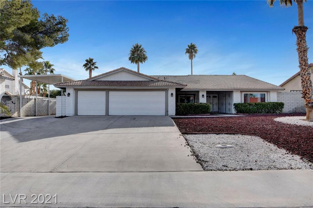 Costa Brava Road Property Photo - Las Vegas, NV real estate listing