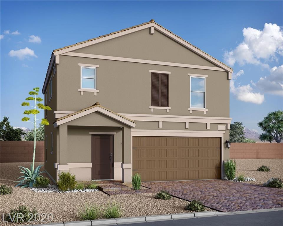 5408 Enchanted Rose Street #Lot 15 Property Photo - Las Vegas, NV real estate listing