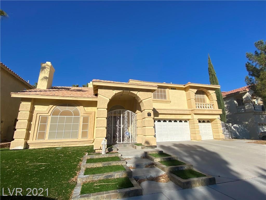 8752 Castle View Avenue Property Photo - Las Vegas, NV real estate listing