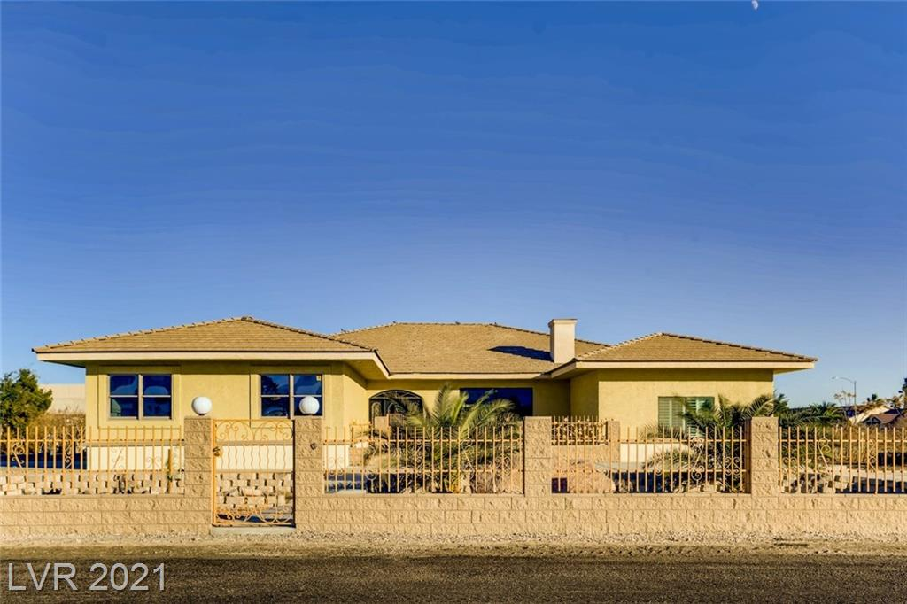 5836 Calverts Street Property Photo - Las Vegas, NV real estate listing