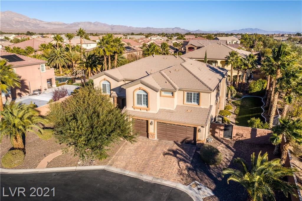 7218 SASHAYING SPIRIT Court Property Photo - Las Vegas, NV real estate listing