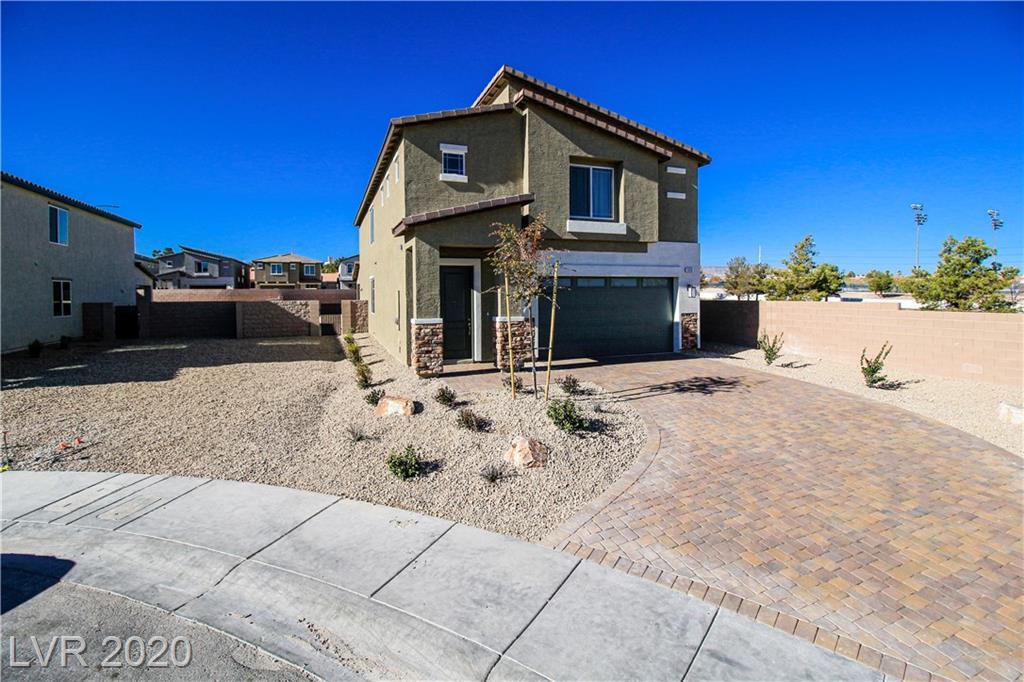 433 Borgato Court Property Photo - Las Vegas, NV real estate listing