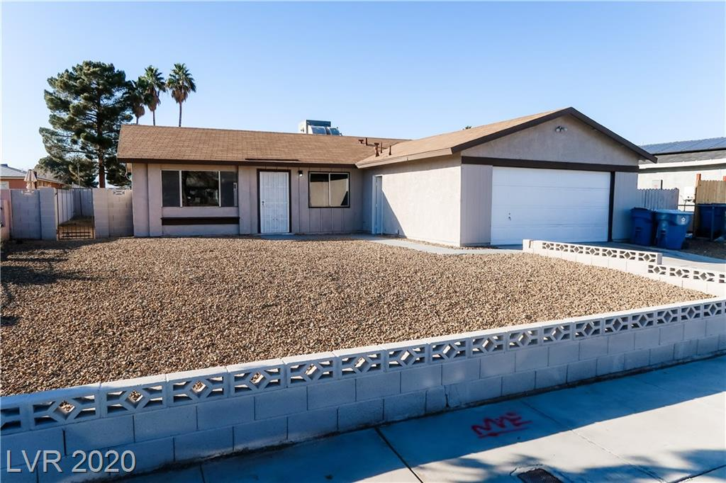 1413 Virgil Street Property Photo - Las Vegas, NV real estate listing