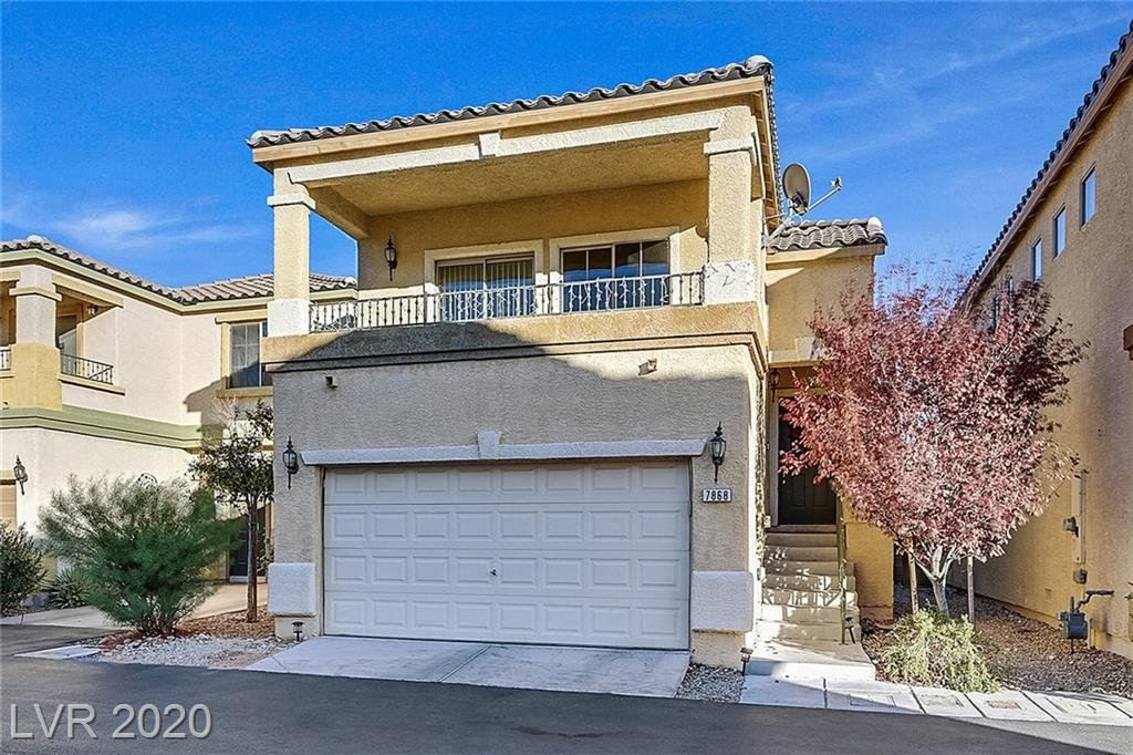 7868 Solid Horn Court Property Photo - Las Vegas, NV real estate listing