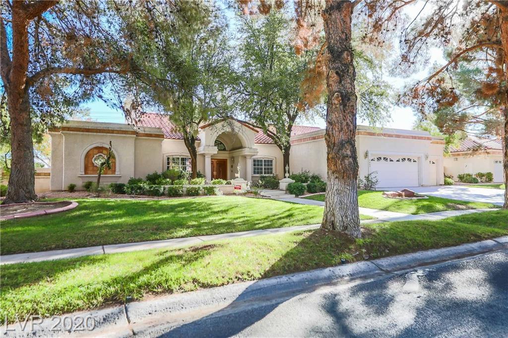 3957 Placita Del Lazo Property Photo - Las Vegas, NV real estate listing
