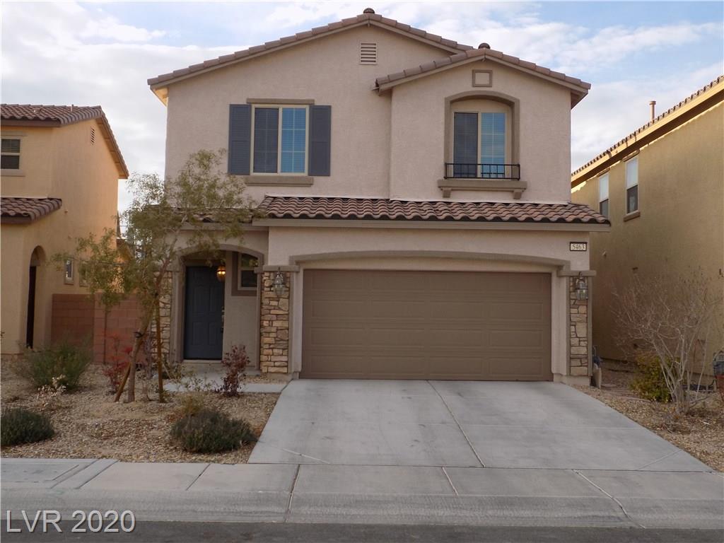 5463 Funks Grove Lane Property Photo - Las Vegas, NV real estate listing