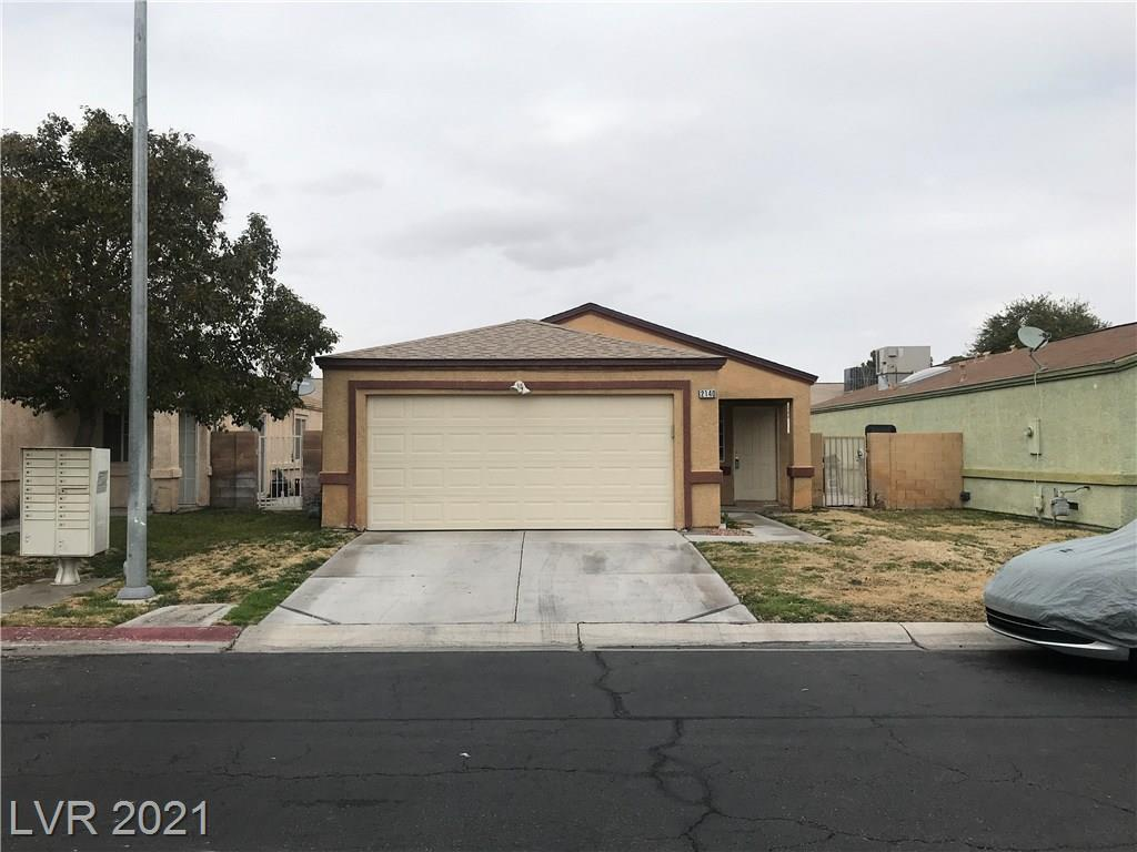 2140 Peach Hill Avenue Property Photo - Las Vegas, NV real estate listing