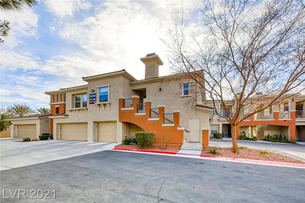 10701 Pappas Lane #204 Property Photo - Las Vegas, NV real estate listing
