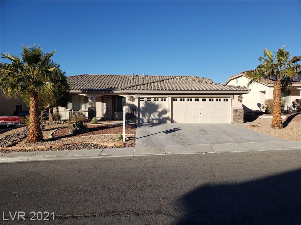 6432 Mahogany Peak Avenue Property Photo - Las Vegas, NV real estate listing