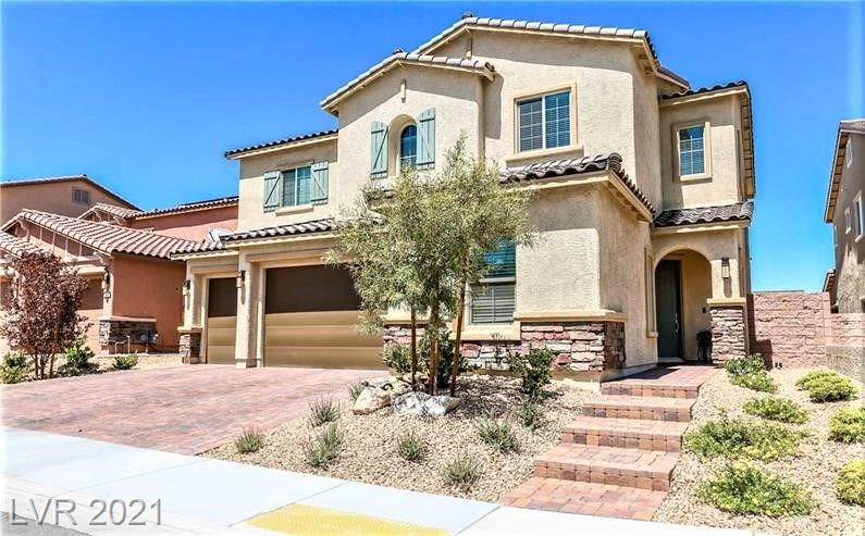 410 Lost Horizon Avenue Property Photo - Henderson, NV real estate listing