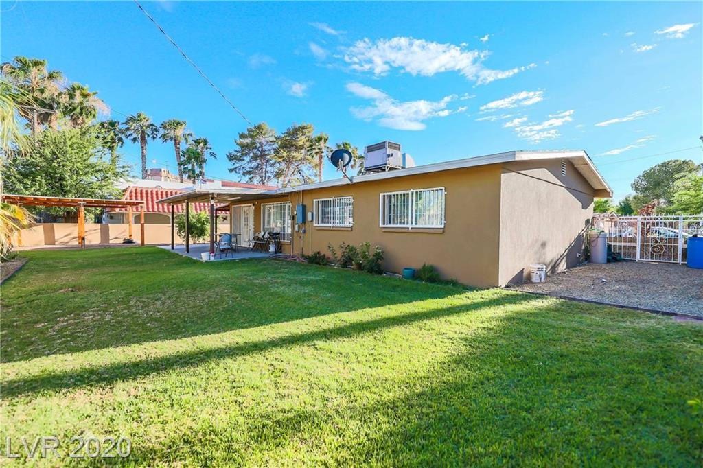 2876 Escuela Street Property Photo - Las Vegas, NV real estate listing
