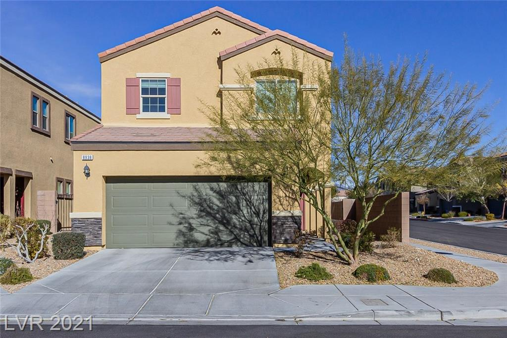 8938 Hull Bay Avenue Property Photo - Las Vegas, NV real estate listing