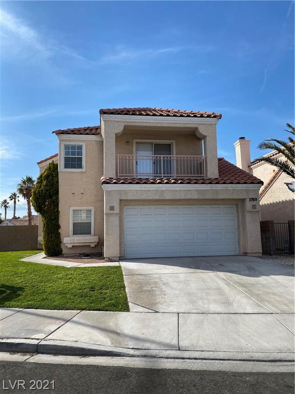 2769 Trotwood Lane Property Photo - Las Vegas, NV real estate listing
