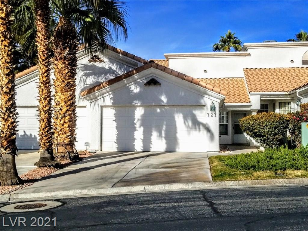 727 Mesa Springs Drive Property Photo - Mesquite, NV real estate listing