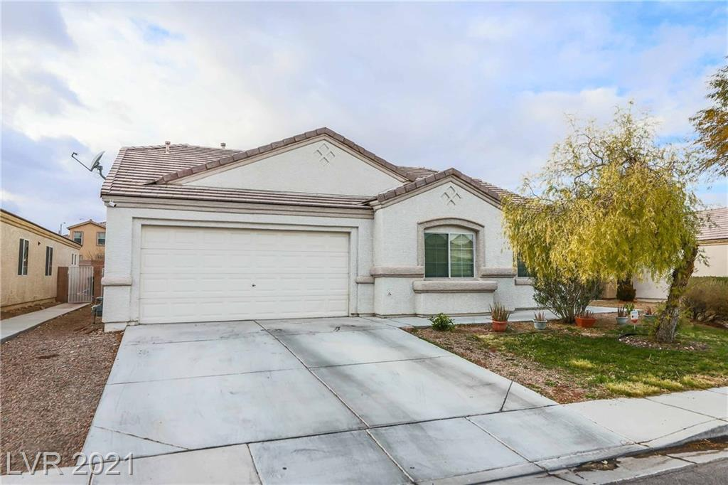 4113 Aaron Scott Street Property Photo - North Las Vegas, NV real estate listing