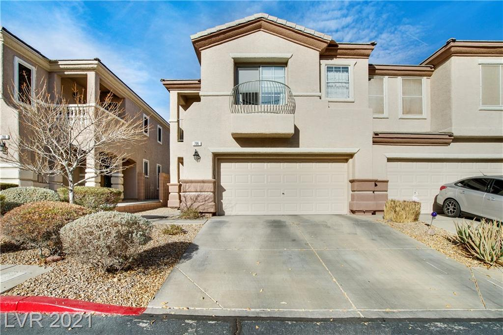 706 Value Ridge Avenue Property Photo - Henderson, NV real estate listing