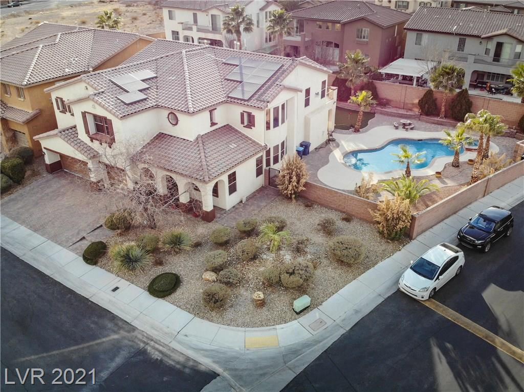 9627 Stinger Court Property Photo - Las Vegas, NV real estate listing