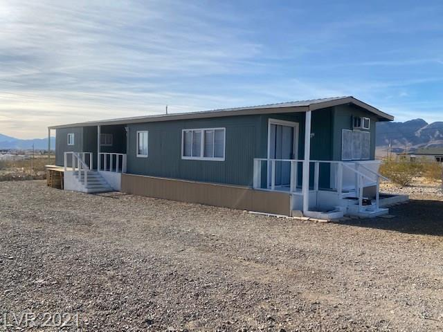 6341 Wedgewood Street Property Photo - Pahrump, NV real estate listing
