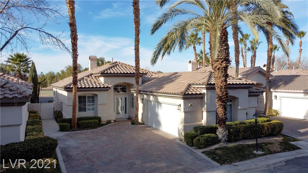 461 Indigo Springs Street Property Photo - Henderson, NV real estate listing
