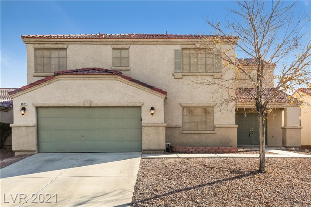 6032 Magic Mesa Street Property Photo - North Las Vegas, NV real estate listing