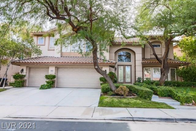2449 Ping Drive Property Photo - Henderson, NV real estate listing