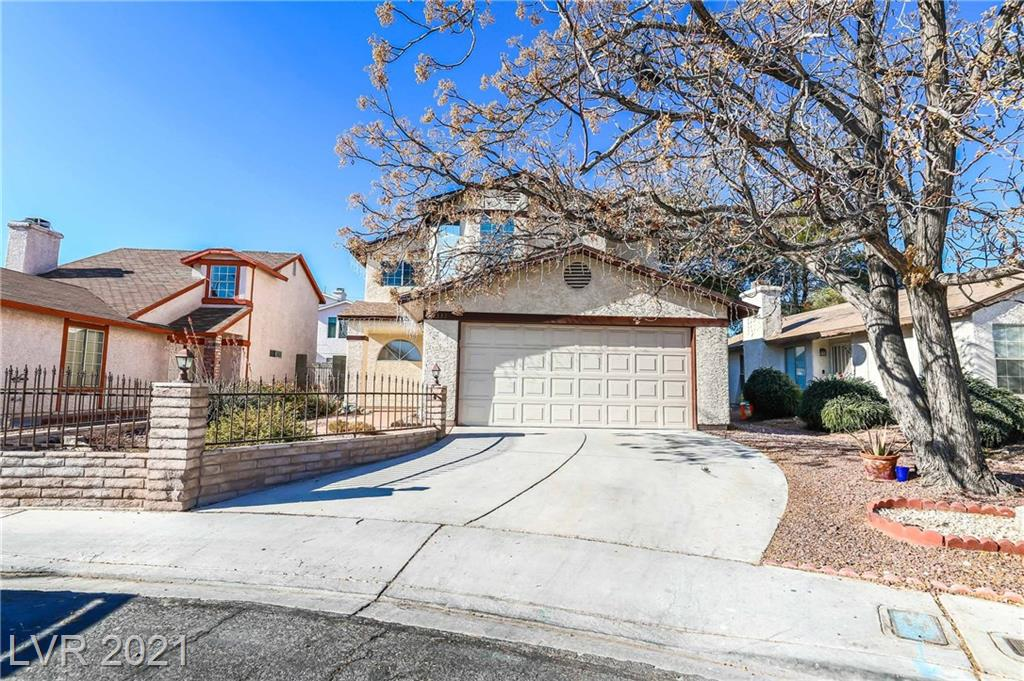2333 Bristol View Court Property Photo - Las Vegas, NV real estate listing