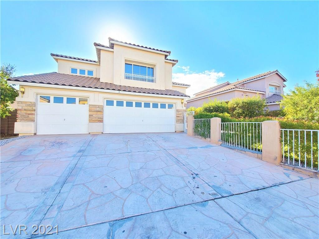 7939 Timber Horn Court Property Photo - Las Vegas, NV real estate listing