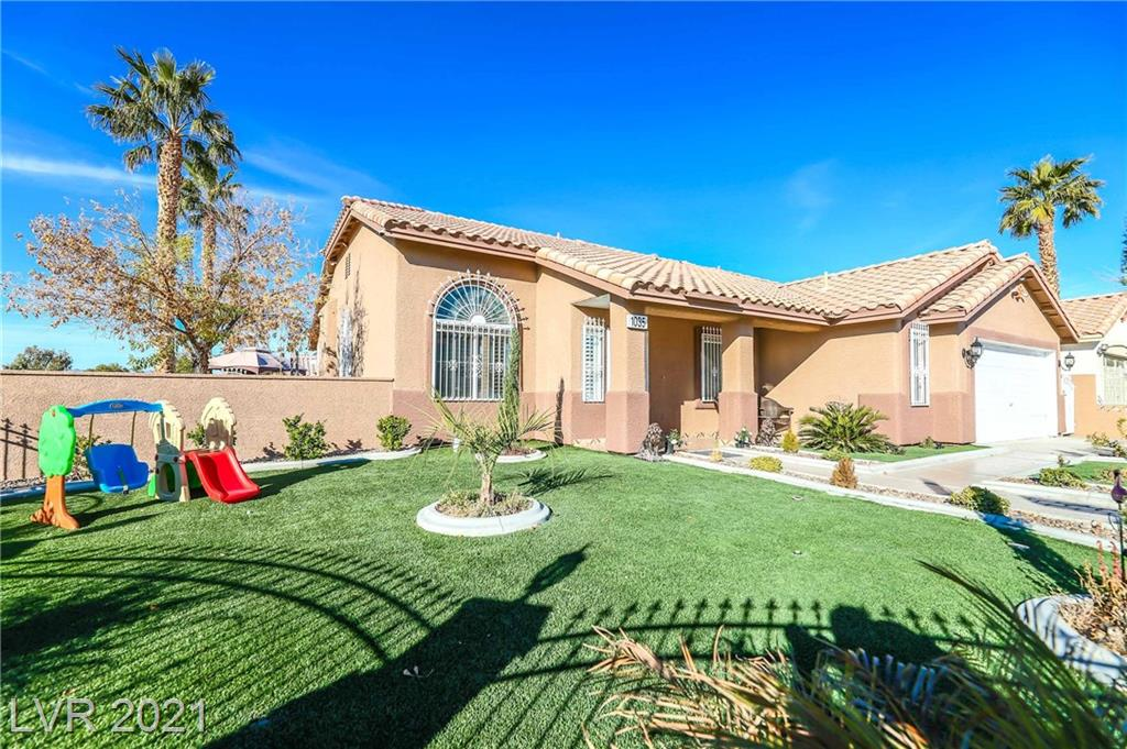 1035 Fairchild Street Property Photo - Las Vegas, NV real estate listing