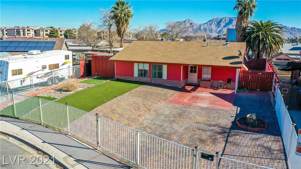 416 Bandera Drive Property Photo - Las Vegas, NV real estate listing