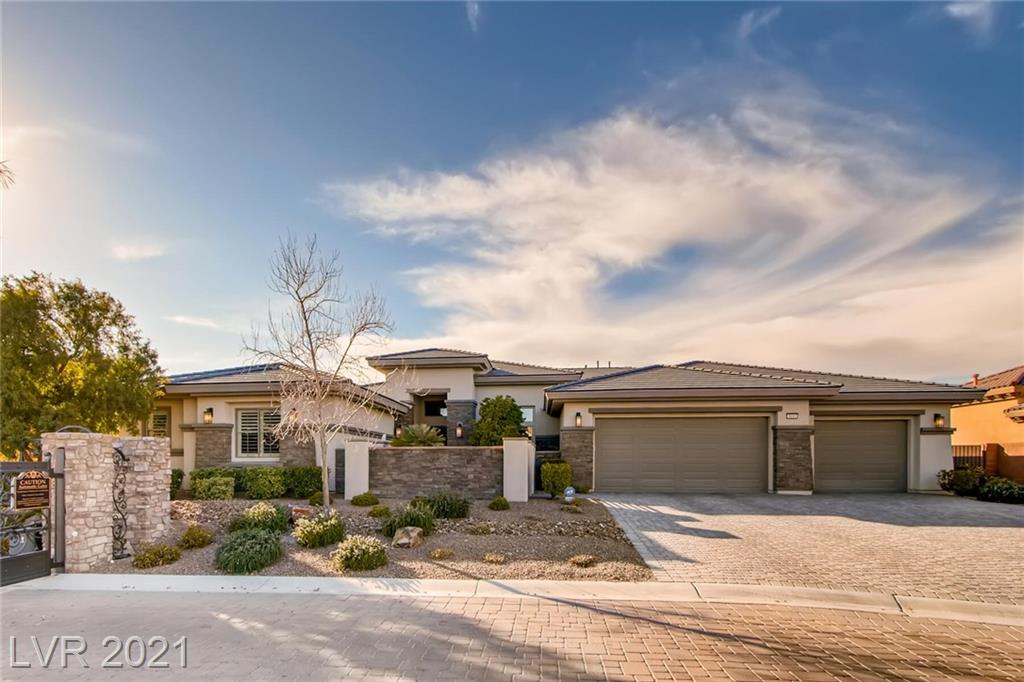 6115 Cortney Ridge Court Property Photo - Las Vegas, NV real estate listing