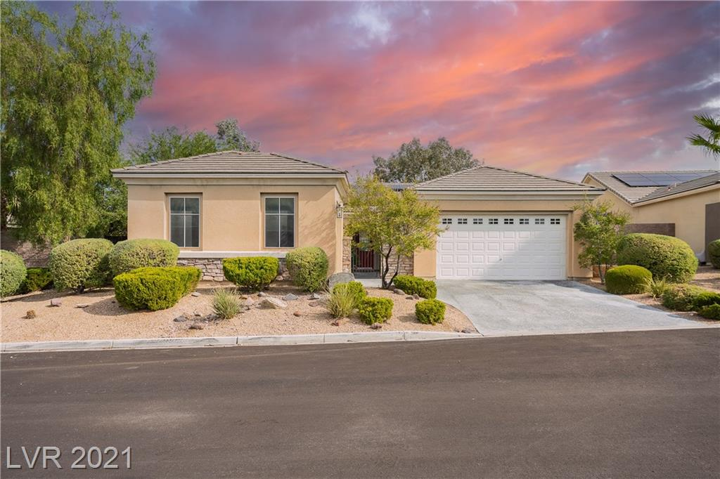 2468 Macrory Drive Property Photo - Henderson, NV real estate listing