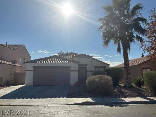 705 Moonlight Mesa Drive Property Photo - Henderson, NV real estate listing