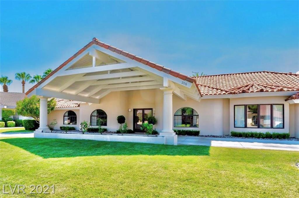208 Dalmatian Lane Property Photo - Las Vegas, NV real estate listing