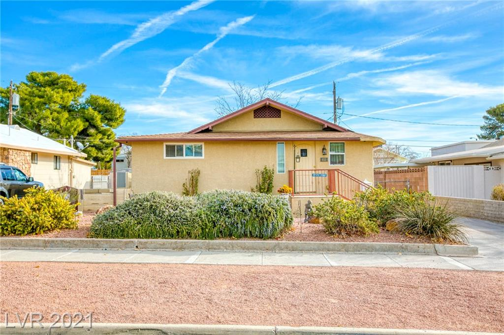 655 California Avenue Property Photo - Boulder City, NV real estate listing