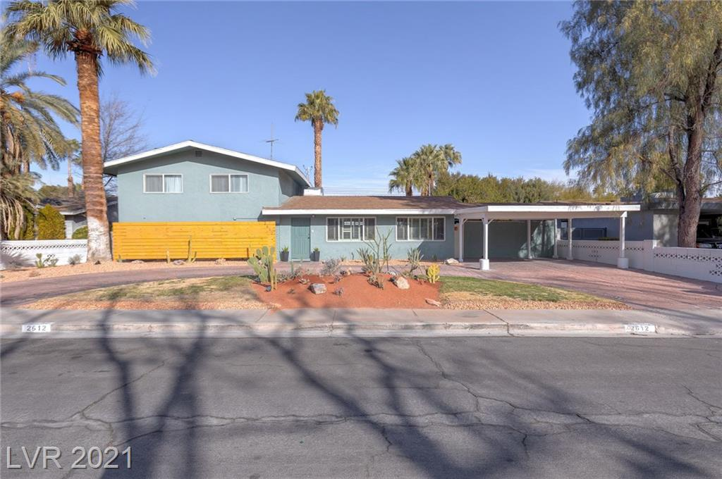 2612 Burton Avenue Property Photo - Las Vegas, NV real estate listing
