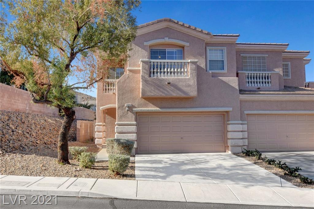 229 Serenity Crest Street Property Photo - Henderson, NV real estate listing