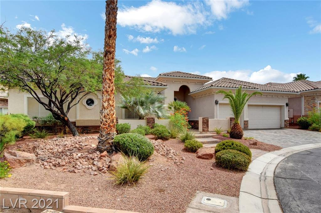 210 Torrey Morgan Way Property Photo - Henderson, NV real estate listing