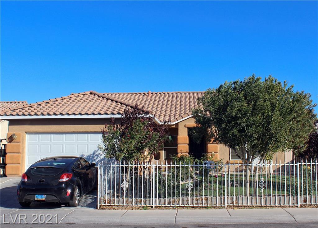 4040 Coburn Street Property Photo - North Las Vegas, NV real estate listing