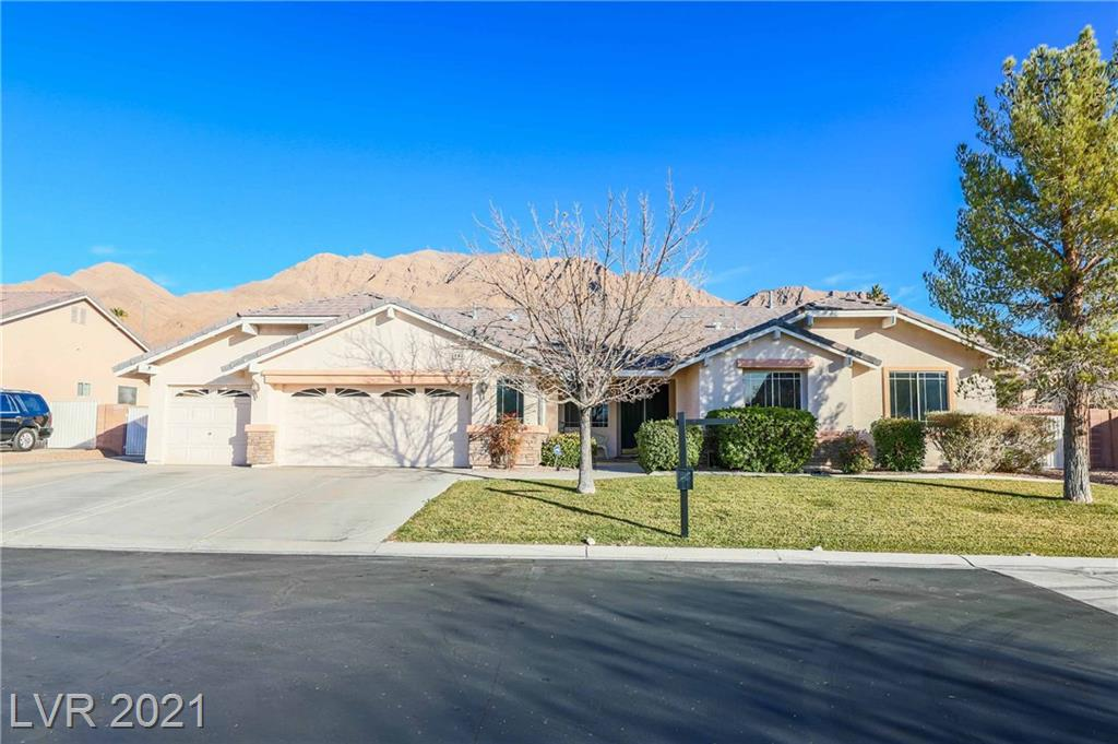 644 Coral View Street Property Photo - Las Vegas, NV real estate listing