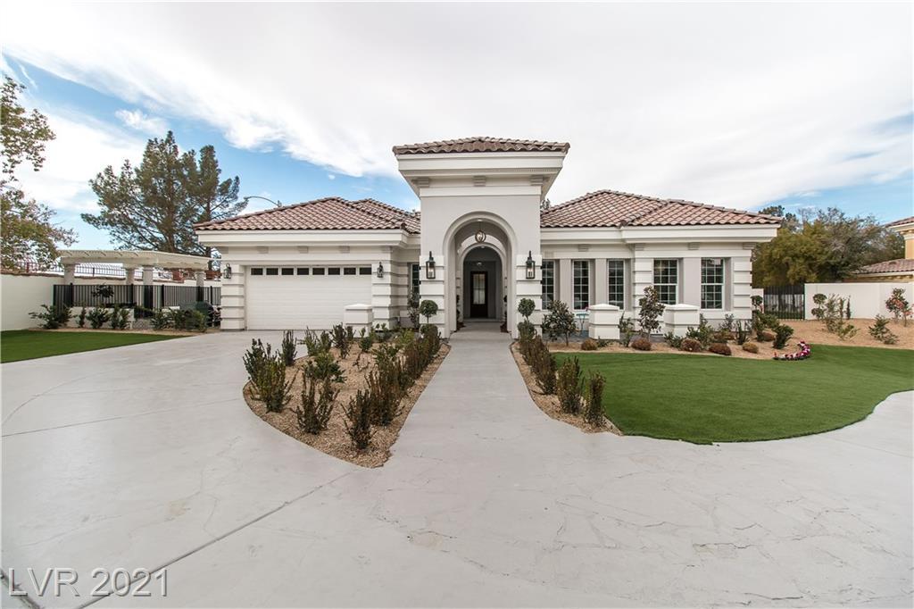 7493 Singing Tree Street Property Photo - Las Vegas, NV real estate listing