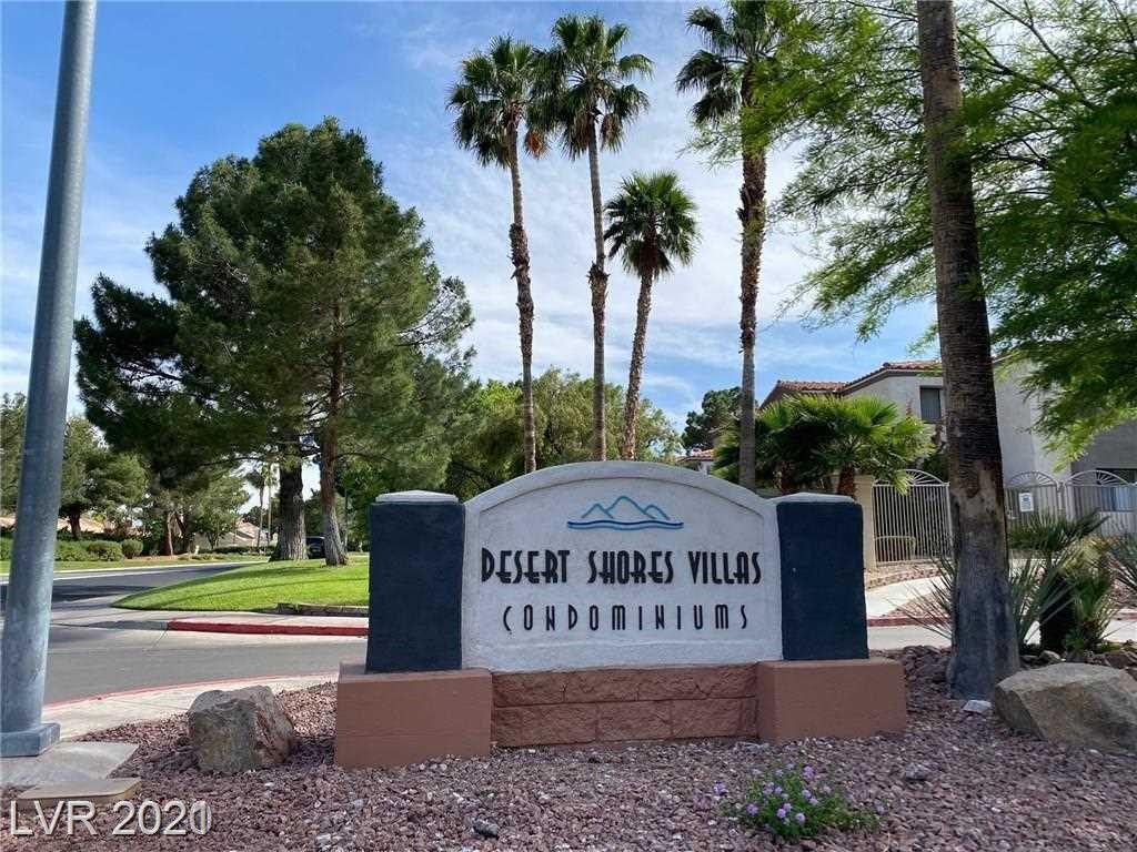 3151 Soaring Gulls Drive #1063 Property Photo - Las Vegas, NV real estate listing