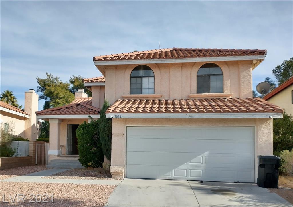 3024 Waterview Drive Property Photo - Las Vegas, NV real estate listing