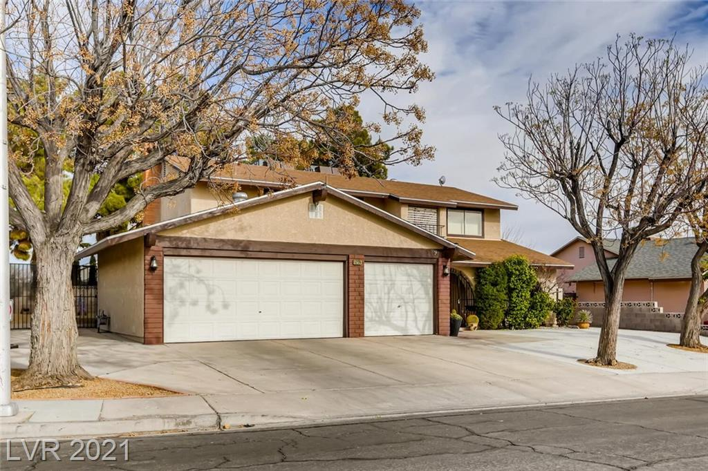 5228 Casco Way Property Photo - Las Vegas, NV real estate listing