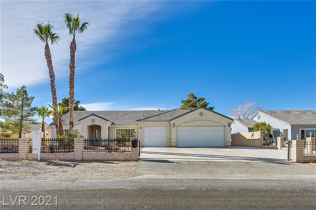 3405 Thom Boulevard Property Photo - Las Vegas, NV real estate listing